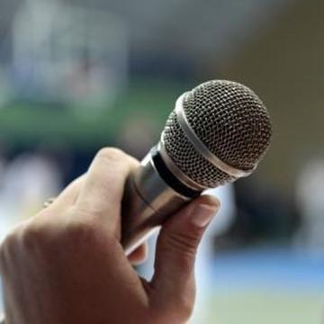 דיבור בפני קהל